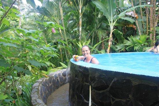 Falls Resort at Manuel Antonio : so relaxing...