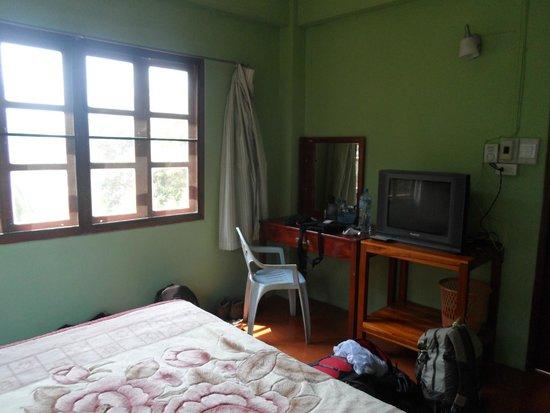 Sabaydee Guesthouse: Room