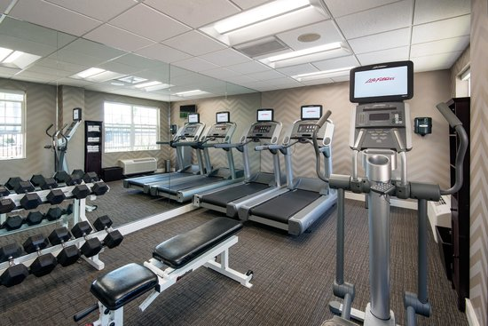 Residence Inn San Francisco Airport/Oyster Point Waterfront: Fitness Center