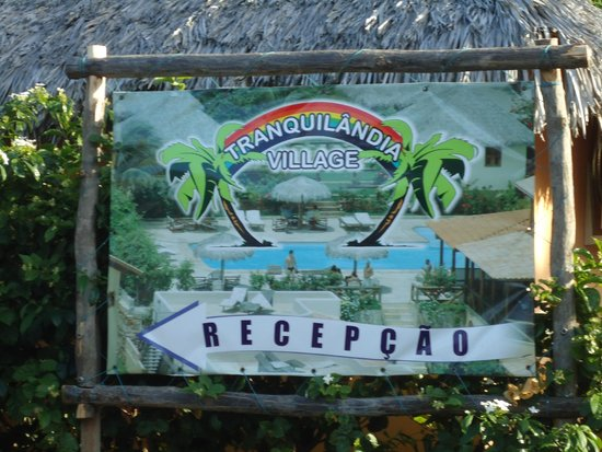 Pousada Tranquilandia Village : Hotel