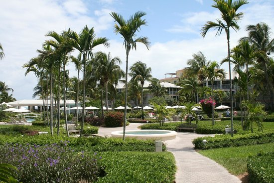 Ocean Club West: OCW grounds and pool