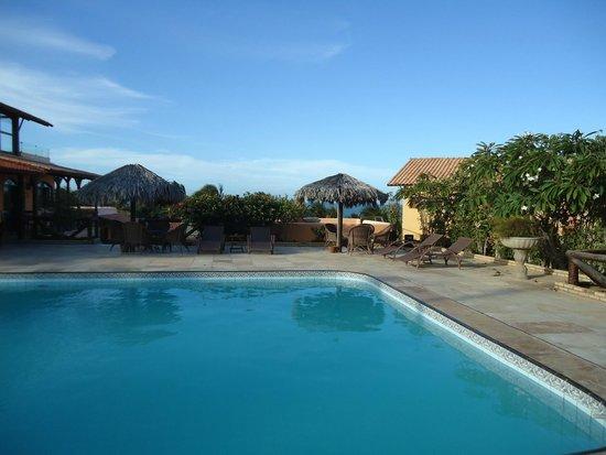 Pousada Tranquilandia Village : piscina