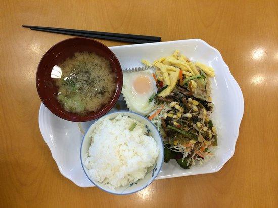 Toyoko Inn Hakodate-ekimae Asaichi: Breakfast