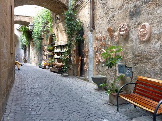 Duomo di Orvieto: Lovely little streets