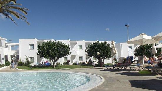 Louis Creta Princess Beach Hotel: bungalowy