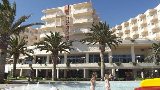 Louis Creta Princess Beach Hotel: hotel