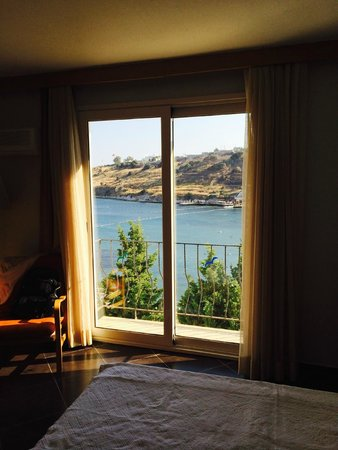 Hotel Mavi Kumsal: Room 312 view
