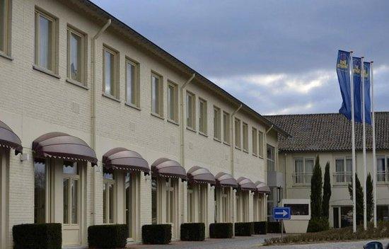 Best Western Hotel Slenaken: Voorkant van het hotel.