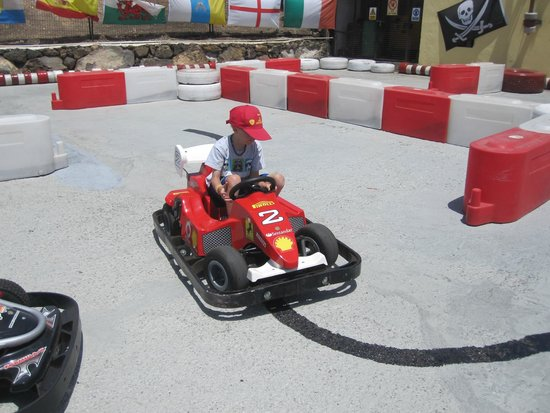 Lanzarote Karting : Kids go Karts