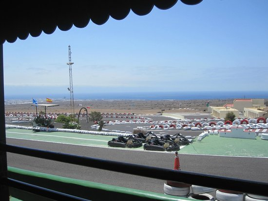 Lanzarote Karting : View of Track