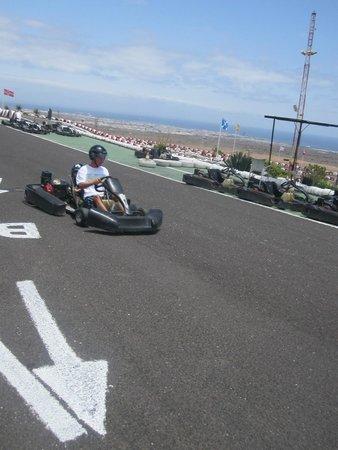 Go Karting San Bartolome : Double Karts