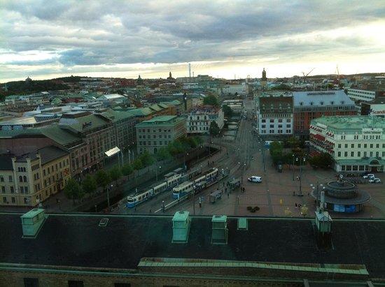 Bild från Juliussviten, våning 12 på Clarion Hotel Post