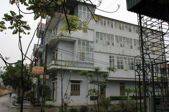 Guest House Kim Lien : Außenansicht