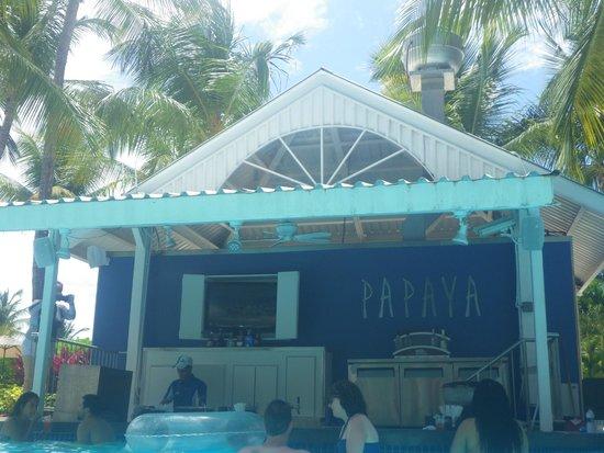 Courtyard Isla Verde Beach Resort: Pool bar