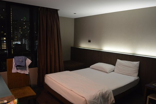 Bangkok City Hotel: double room