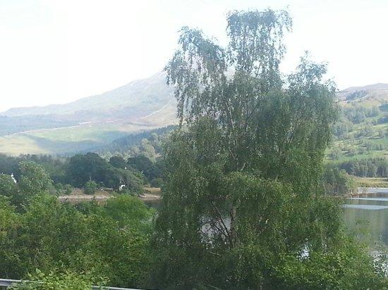 Macdonald Loch Rannoch Hotel: View