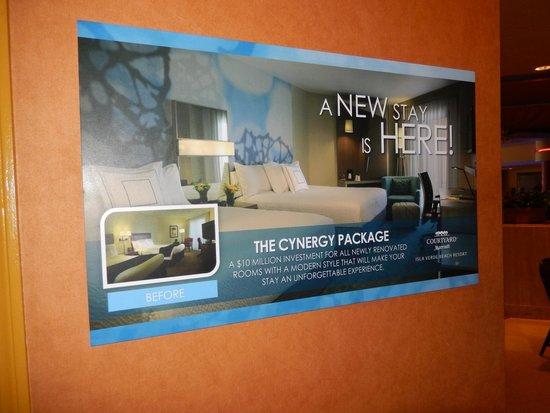 Courtyard Isla Verde Beach Resort: Future look for rooms