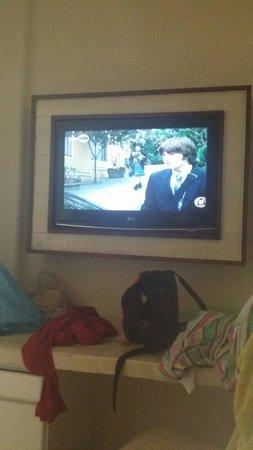Mision de los Arcos : Tv del hotel
