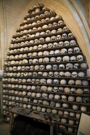 Crypt of St. Leonard: .