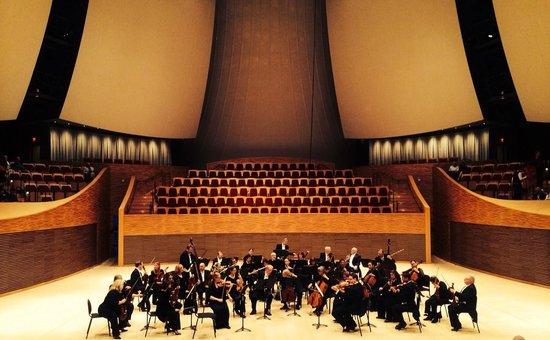 midsummer mozart festival at Bing Concert Hall in Stanford