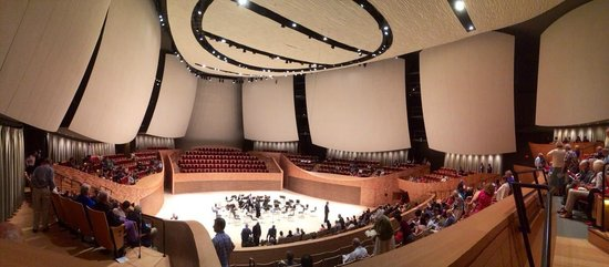 Bing Concert Hall in Stanford