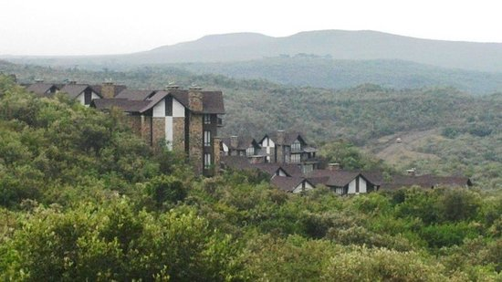 Great Rift Valley Lodge & Golf Resort : View from my room