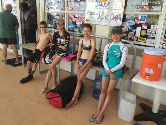 Cobalt Coast Grand Cayman Resort: Great for kids