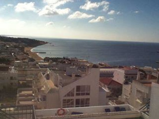 Hotel da Gale: View from the roof pool
