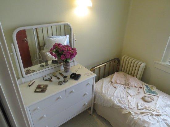 Fordyce Bathhouse (Vistor Center): Women's State Room