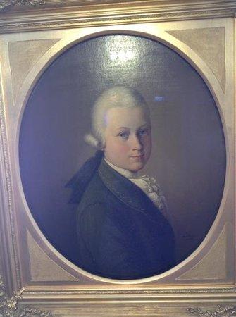 Mozart's Birthplace : Mozart