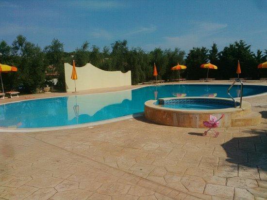 Residence Villa Candida: piscina