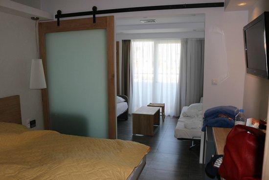 Petra Mare: номер на 2 этаже