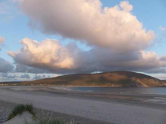 Pendragon Day Tours: Wyspa Achill i zachód slońca