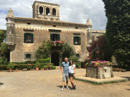 SAT Group Tours: Cortile Interno