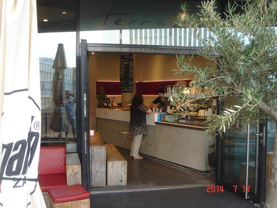 """Eurostars Grand Central: bar """"terrazza"""""""