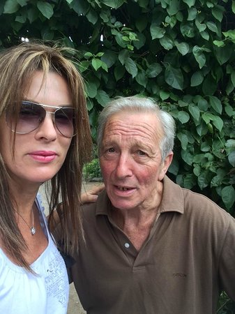 SAT Group Tours: Franca The Barron Owner of the Catsello Degli Schiavi
