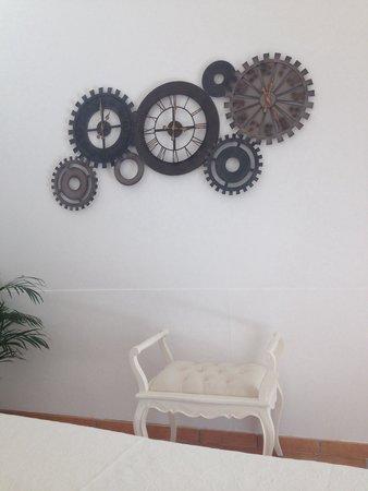 Maison Liparlati : Bem decorado