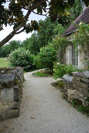 Le Manoir de Malagorse: The grounds