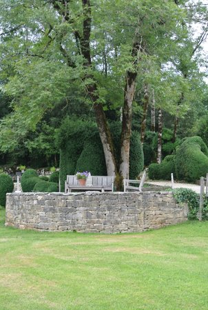 Le Manoir de Malagorse: Somewhere for a quiet read