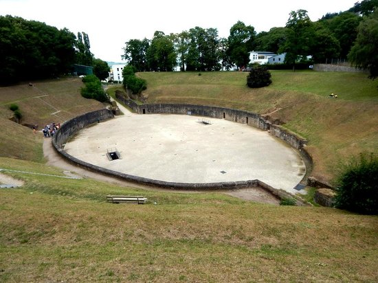 Amphitheater: View from the Top
