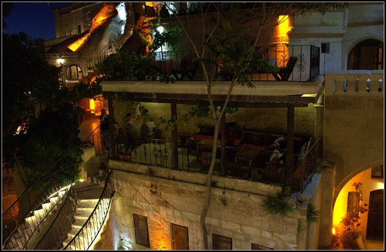 Gamirasu Cave Hotel: common area