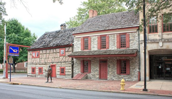 York County History Center : Colonial Complex