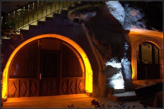 Gamirasu Cave Hotel: rooms