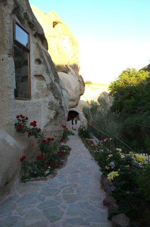 Gamirasu Cave Hotel: view