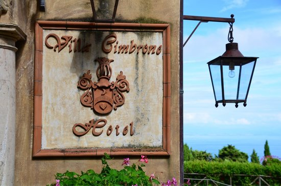 Villa Cimbrone Hotel: Hotel Villa Cimbrone