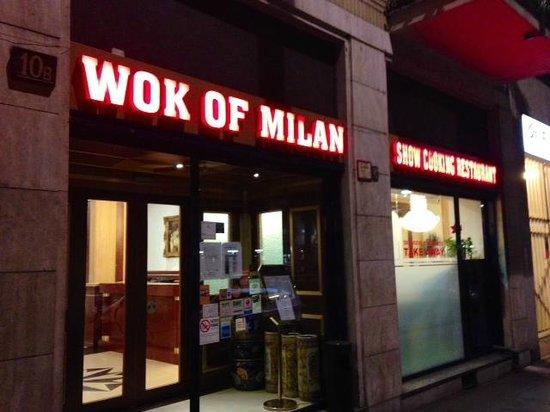 Wok of Milan: isegna