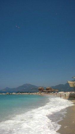 SENTIDO Lykia Resort & Spa: açık alan