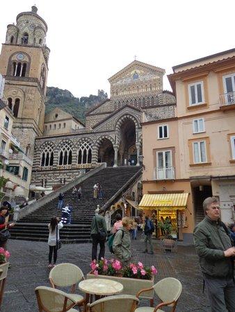 Duomo di Sant'Andrea : Centro de Amalfi