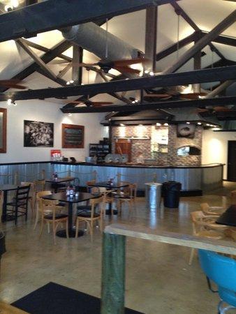Chesapeake Bay Oyster Company: Nice seafood restaurant decor!!!