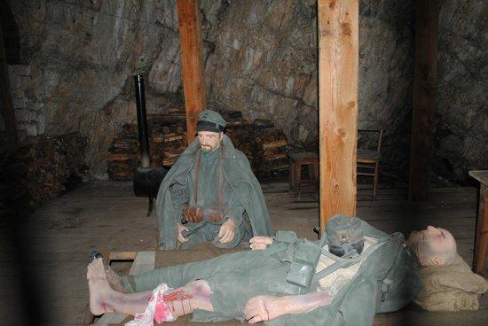 Museo all'Aperto delle 5 Torri: Baracca Ospedale